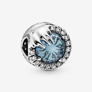 Genuine Pandora Disney Frozen Winter Crystal Charm